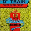 [ CD ] You're the One for Me/D Train Amazon価格: : 6303円 USED価格: : 8881円~ 発売日: : 1993-10-11 発売元: : Unidisc Records